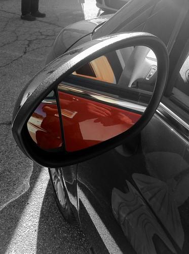 2012 FIAT 500 mirror - Bob-Boyd FIAT - Columbus, OH