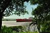 El buque (juannypg) Tags: argentina río barco ship arboles rosario palmera islas barranca buque ríoparaná parquedelascolectividades