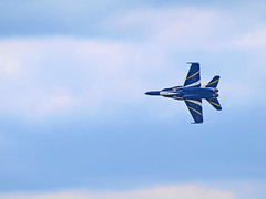 CF-18 Pulling G's (ConcordeNick ArtPhoto) Tags: canada airplane fly flying winnipeg aircraft aviation nick flight olympus manitoba airshow concorde dslr e5 artphoto 17wing concordenick concordenickartphoto wwwconcordenickcom concordenickcom