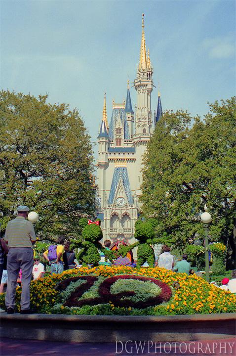Cinderella's Castle, 1992