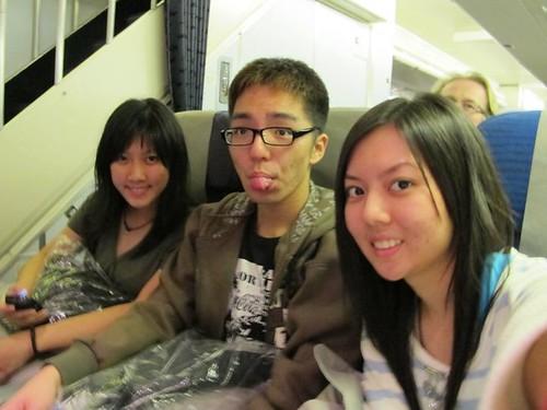 Kah Yenn,Ethan and Chee Li Kee
