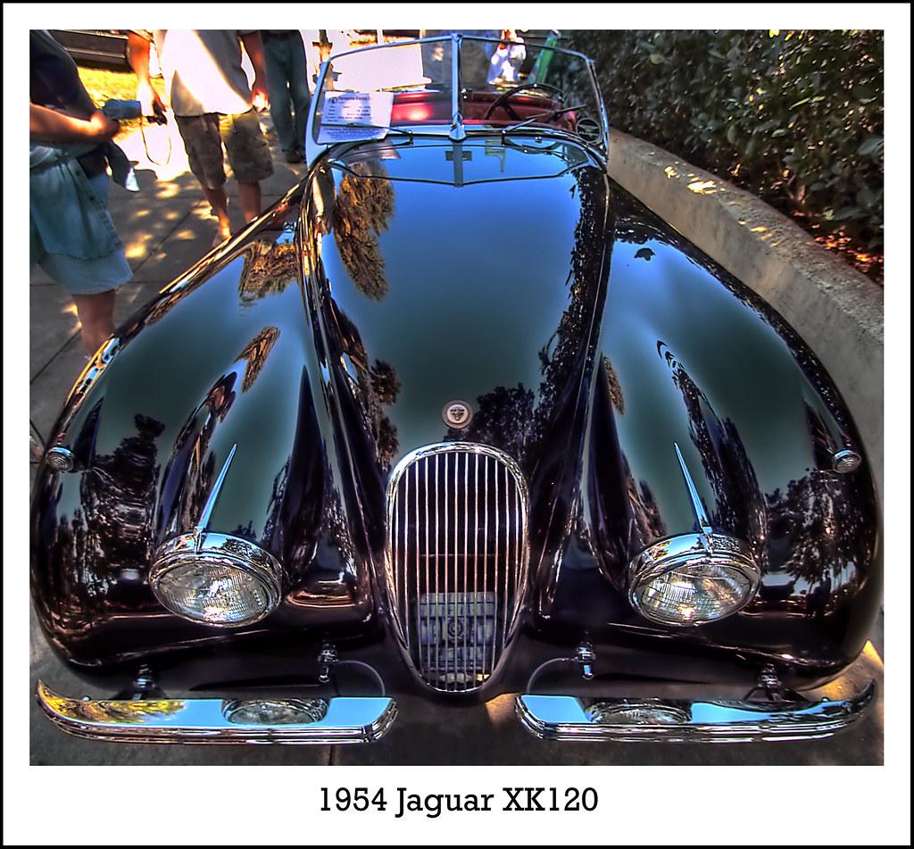Jag XK120