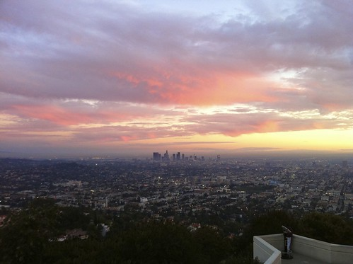 Griffith Park view II