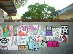 Drops (Question Josh? - SB/DSK) Tags: ri streetart sticker 33 stickers josh question roger toro soon eltoro solve catv freaq questionjosh ceito