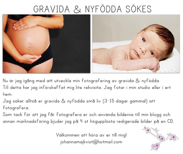 gravida&nyfödda sökes