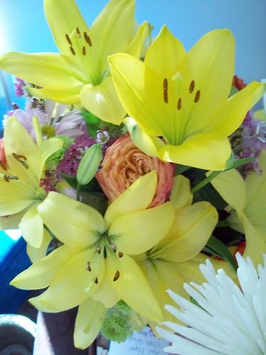 Flowers 1 week