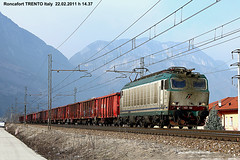 E.652 - 066 (marvin 345) Tags: railroad italy train italia rail railways treno tigre brennero ferrovia locomotiva motrice e652 roncafort e652066