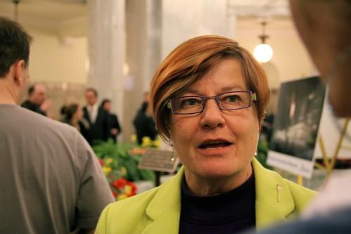 Edmonton-Centre Liberal MLA Laurie Blakeman