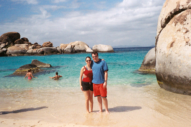 Virgin Gorda, BVI - 2004