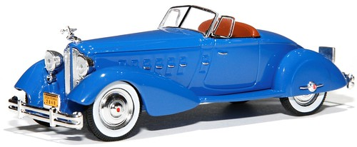 IXO Packard V12 Le Baron