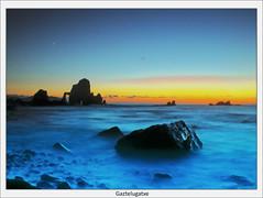 Gaztelugatxe (Jabi Artaraz) Tags: sunset costa atardecer coast mar spain europa europe sony zb bizkaia seda euskalherria euskadi basquecountry spanien baskenland bakio bermeo 1000views paysbasque biskaia itsasoa g