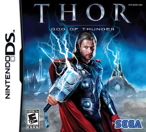 Thor: God of Thunder DS Pack Front