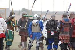 Estrella Feb 2011 2551 (Beothuk) Tags: war sca hard az battle suit feb combat heavy armored estrella armoured 2011 heavt
