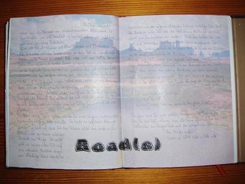 February Journaling Challenge, Day-24: Roads.