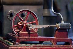 Old Toy - Steamengine (Rainer Fritz) Tags: toy spielzeug steamengine dampfmaschine