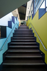 Main Stair to Computer Centre