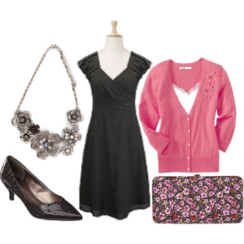 Dress You Up #1: K. Business Casual 1
