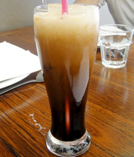 Thai Coffee With Milk
