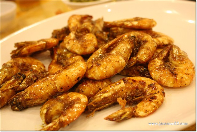 Hei Yeong Seng Chinese Restaurant -  - Deep Fried Prawn With Special Sauce
