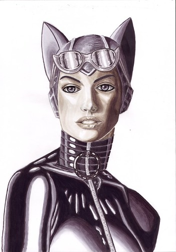 catwoman costume anne hathaway. I#39;d see what Anne Hathaway