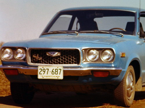 Mazda 808 Coupe Memories Old Car Junkie
