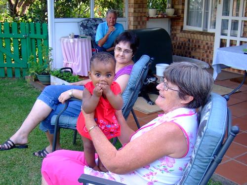 Siyathanda & Granny