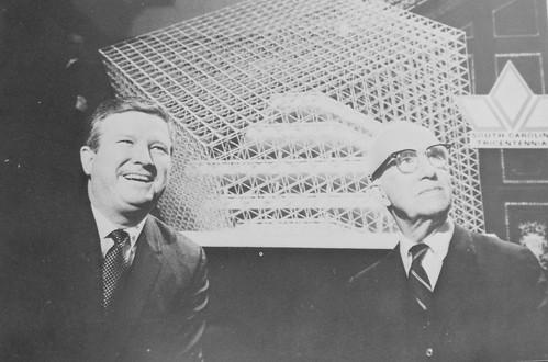 Robert McNair and Buckminster Fuller
