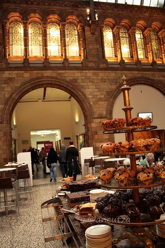 dove mangiare a londra: mangiare al museo