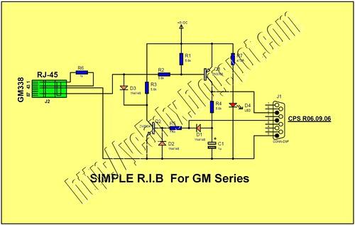 RIB GM 338
