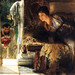 Welcome Footsteps by L. Tadema