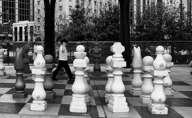 63/365: Chessmaster