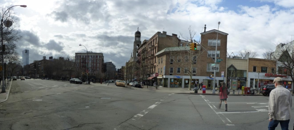 Sixth Avenue Panorama