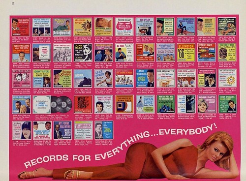 1966 record ad