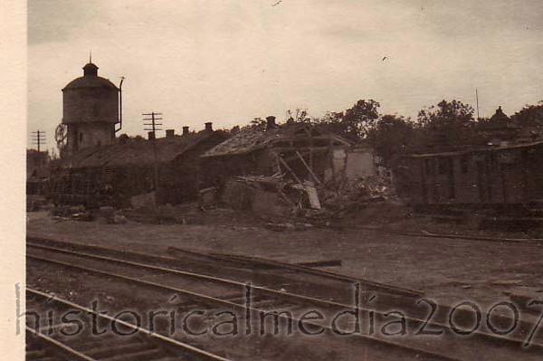 Gara de Sud - 1944 - 2