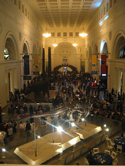 Field Museum party
