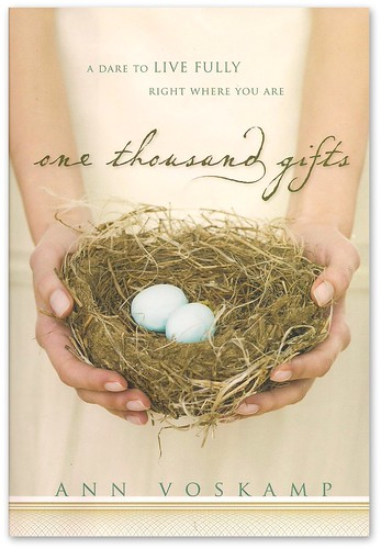 One Thousand Gifts - a book