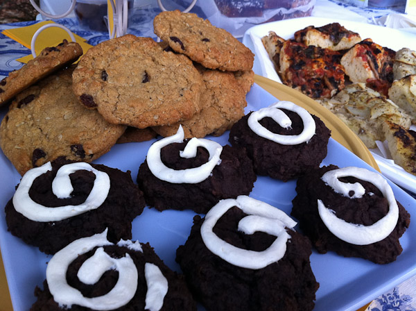 Biscuits - Sydney Vegan Bake Sale
