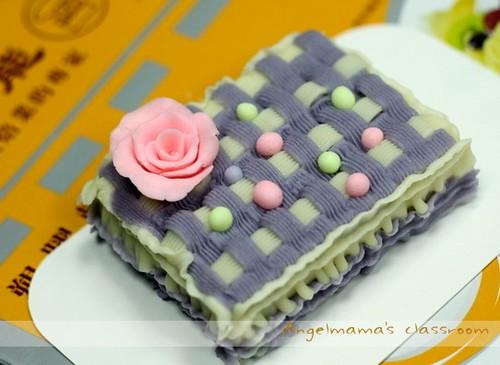 天使媽媽蛋糕皂教學台中 0019