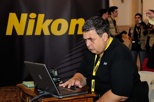 Nikon D700 launching event 06