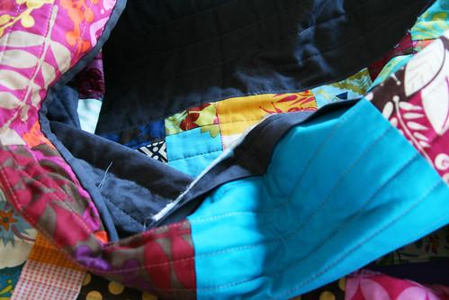 Big ass quilt