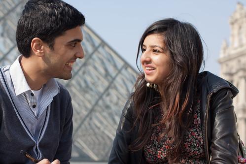 [Paris and You] [#9] Shrawati et Abida