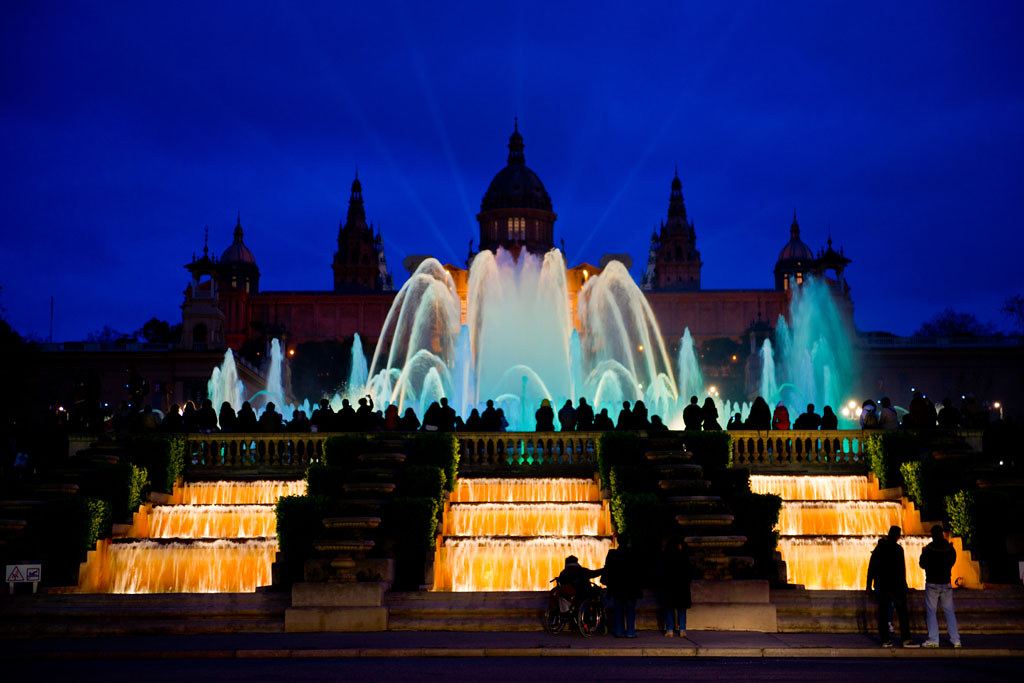 Magic Fountain of Montjuïc - 1