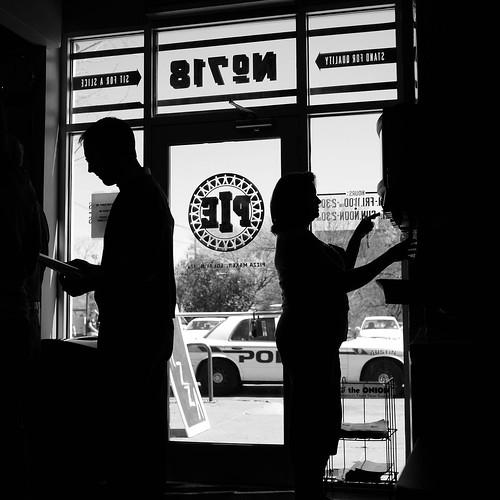 """70/365 - """"Customers, Hoboken Pie"""""""