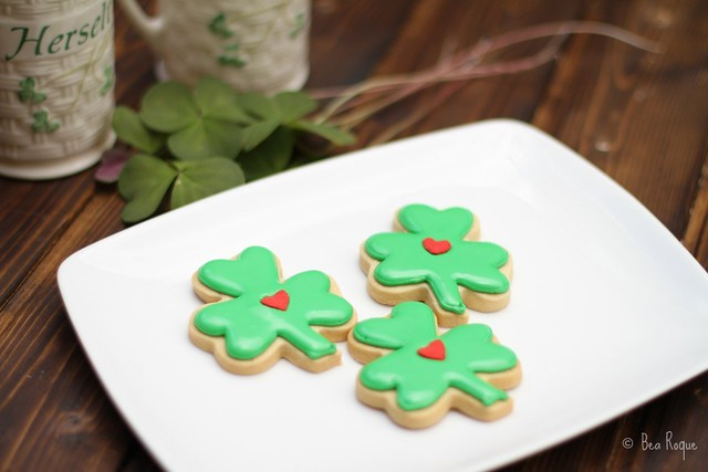 GALLETAS DECORADAS PARA ST. PATRICK'S DAY y nuevos tutoriales!!