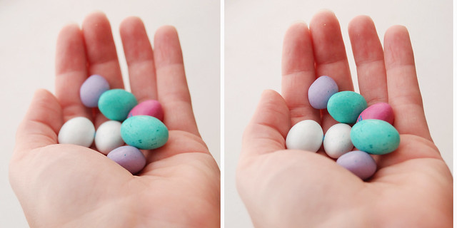 Peanut Butter Easter M&Ms