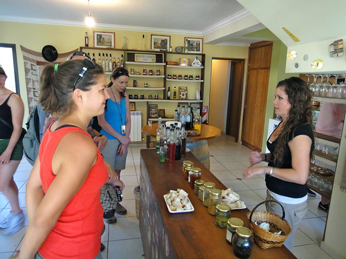 Tasting Olives and Spreads at Club del Olivo a La Antigua