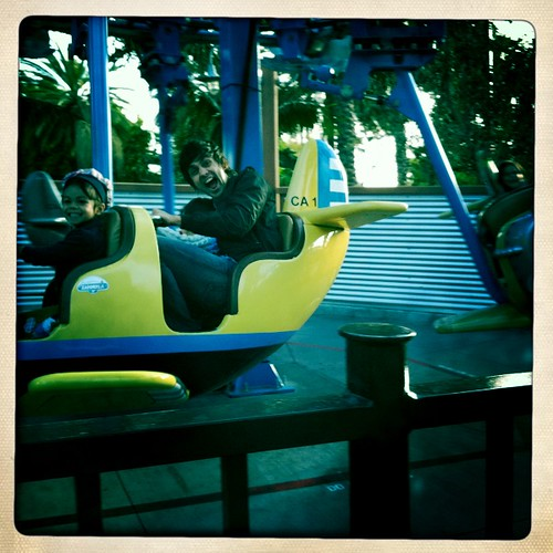 hipstamatic at legoland