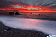 Sunrise Colours (Alfonso Morabito) Tags: canon photo alfonso photographer sigma 7d shutter remote 1020 calabria manfrotto morabito 450d 055xprob calabriaphoto