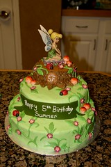 "Tinkerbell birthday cake • <a style=""font-size:0.8em;"" href=""http://www.flickr.com/photos/60584691@N02/5525352468/"" target=""_blank"">View on Flickr</a>"
