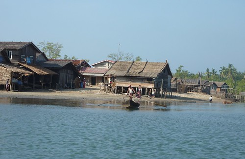 Ngwe Saung-Rivieres-Villages (25)